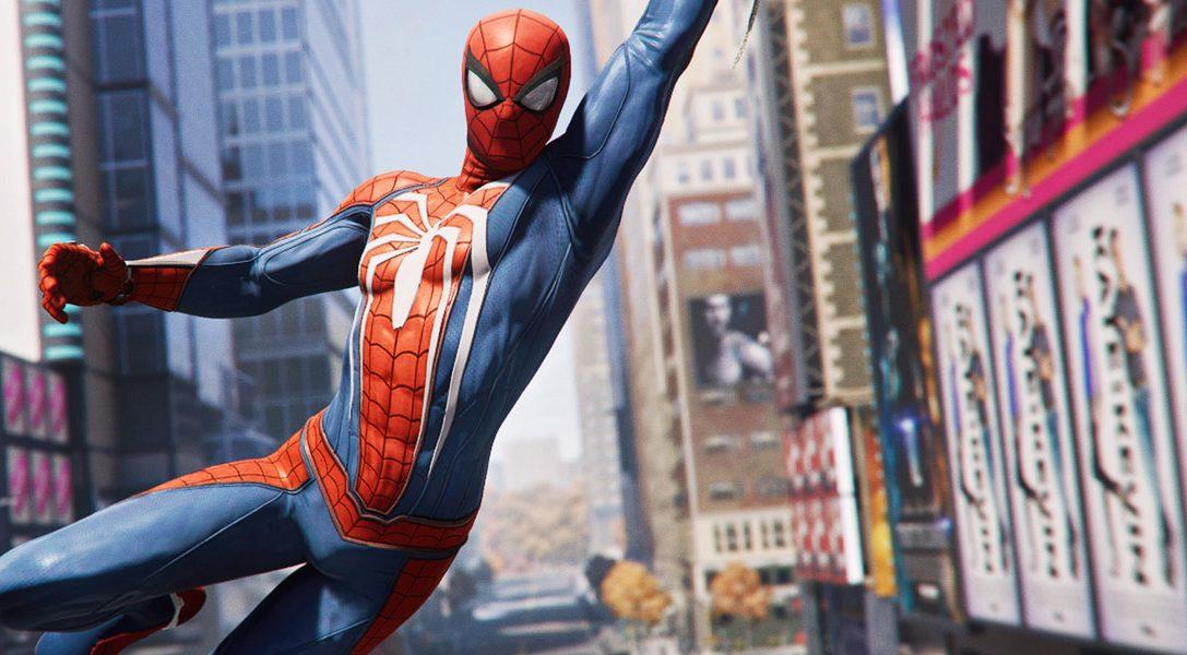 Marvel's Spider-Man erscheint am 7. September, Collector's Edition angekündigt und vieles mehr