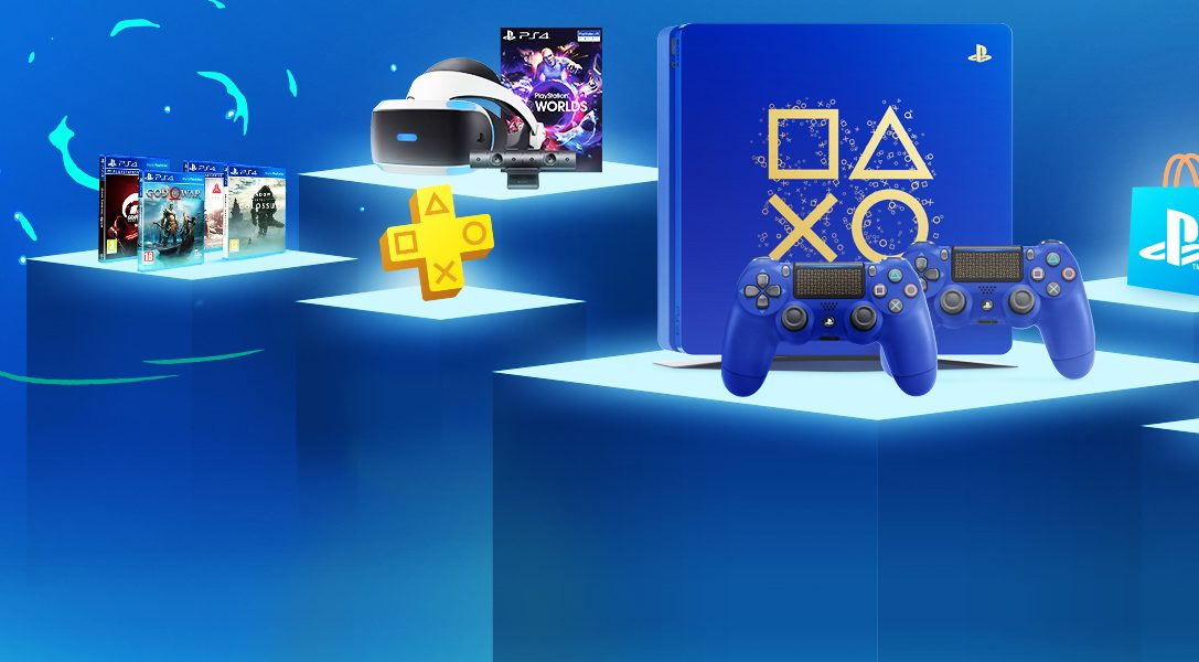 Days of Play kommt zurück mit 11 Tagen voller Angebote und einem neuen PS4-System in limitierter Auflage
