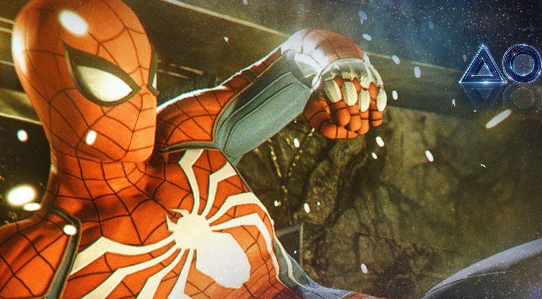 Alles zu Marvel's Spider-Man von der E3 2018