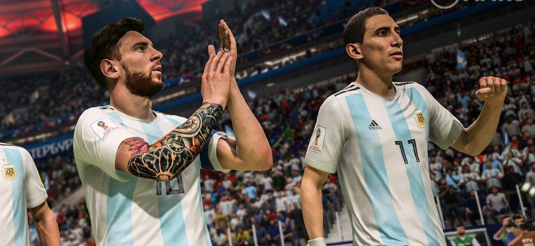 FIFA 18 war das meistverkaufte Spiel des letzten Monats im PlayStation Store
