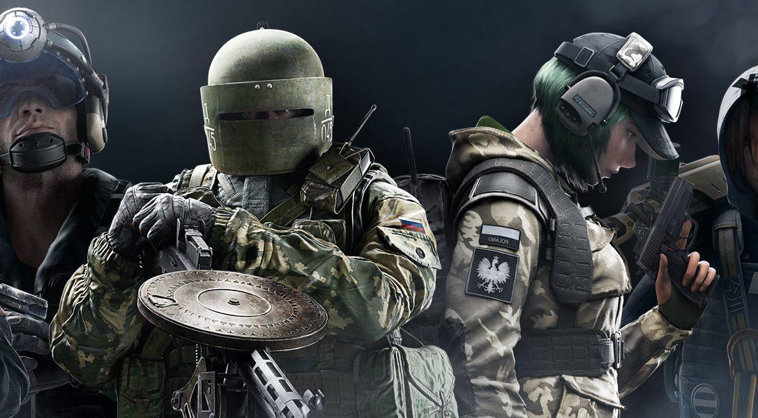 Spielt Rainbow Six Siege, den taktischen Shooter von Ubisoft, beim Trial-Wochenende auf PS4 ab Donnerstag kostenlos