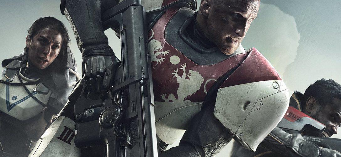 Destiny 2 und God of War III: Remastered sind die PlayStation Plus Spiele im September