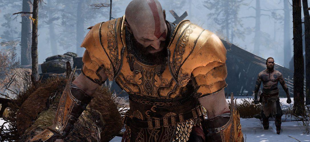 Der Modus Neues Spiel+ von God of War erscheint am 20. August
