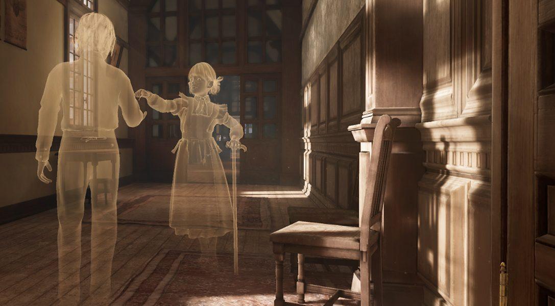 Hidetaka Miyzazakis fesselndes PS VR-Adventure Déraciné erscheint am 6. November