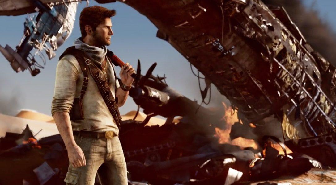 PlayStation Hits präsentiert: Uncharted: Die Nathan Drake Collection  – Jäger der verlorenen Schätze
