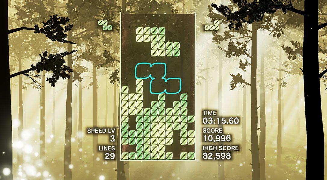 Tetris Effect: Kostenlose Demo erscheint heute, seht euch die neue Mini-Dokumentation an