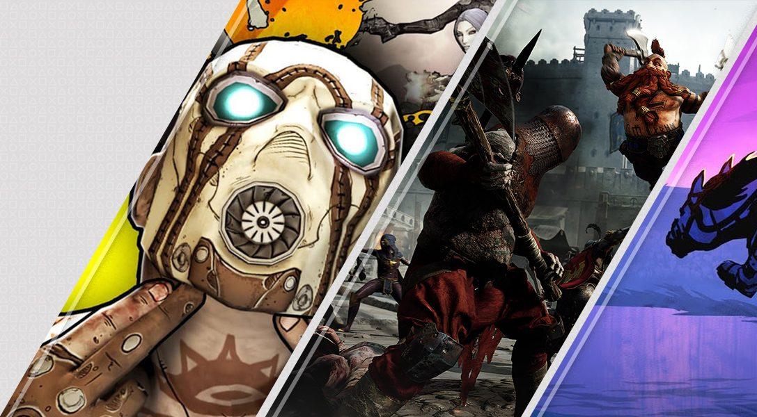 Diese Woche neu im PlayStation Store: Borderlands 2 VR, Warhammer: Vermintide 2, mehr