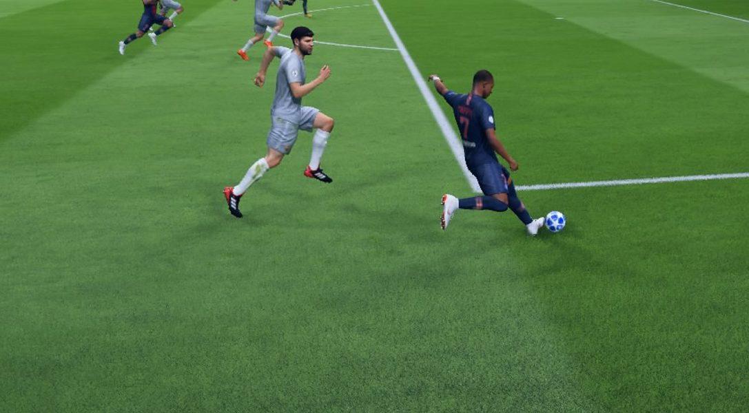 Willkommen im FIFA 19-Trainingslager