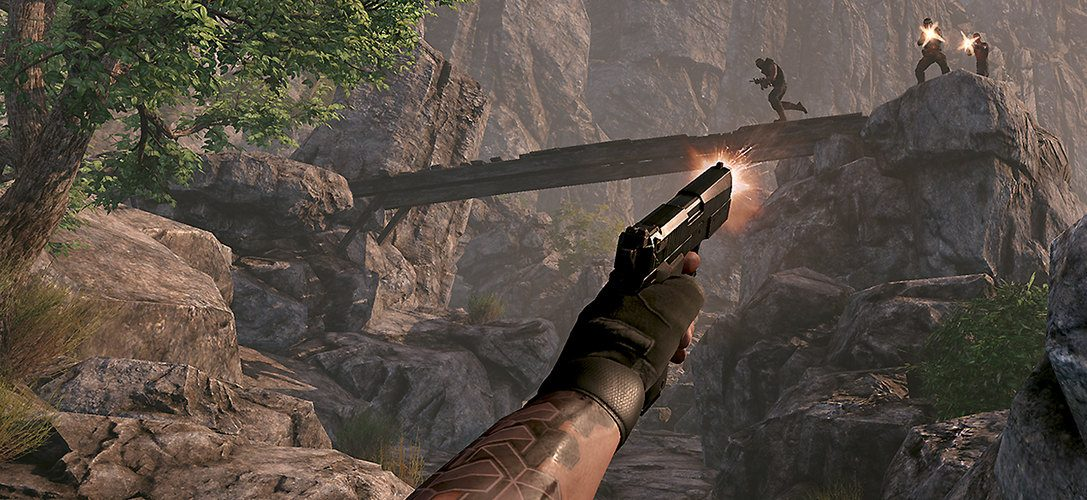 Das Action-Horror-Adventure Immortal Legacy: The Jade Cipher kommt nächsten Monat auf PS VR