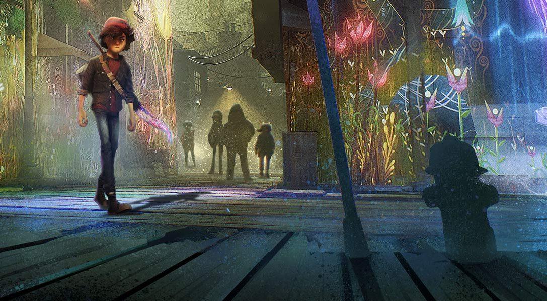 Ein erster Blick auf den Story-Trailer von Concrete Genie