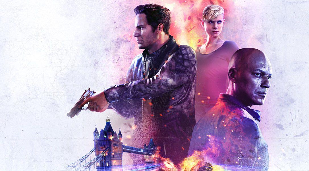 Der PS VR-Blockbuster Blood & Truth erscheint am 29. Mai