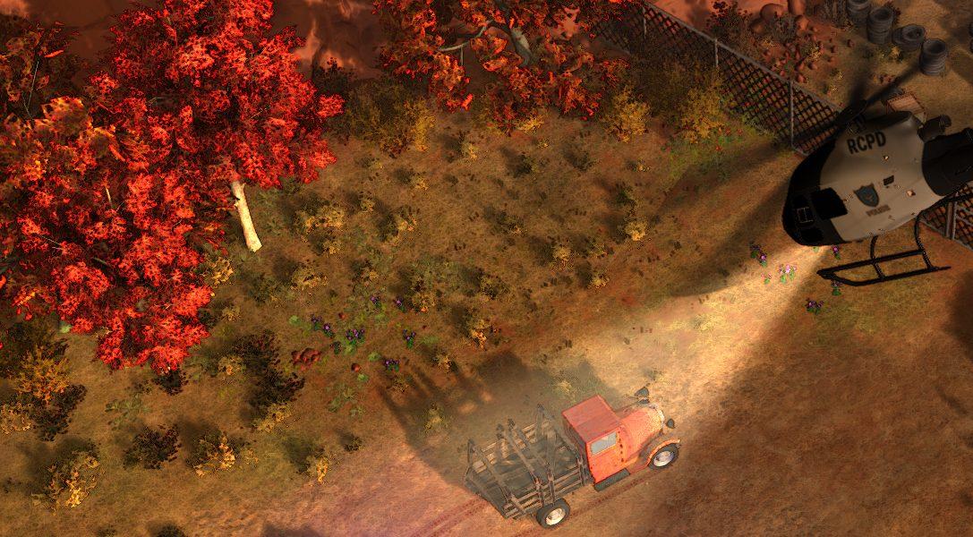 American Fugitive ist eine Open-World-Action-Sandbox, die dieses Jahr auf PS4 erscheint