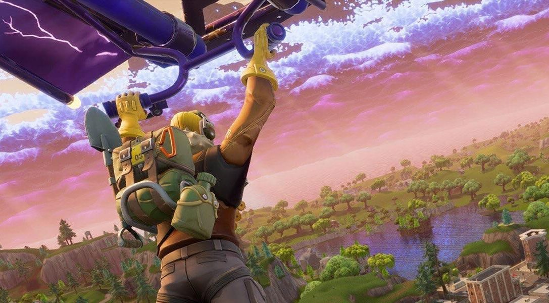 Fortnite – Landezonen-Guide