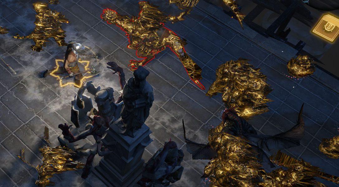 Die Legion-Erweiterung von Path of Exile erhält Veröffentlichungsdatum für PS4