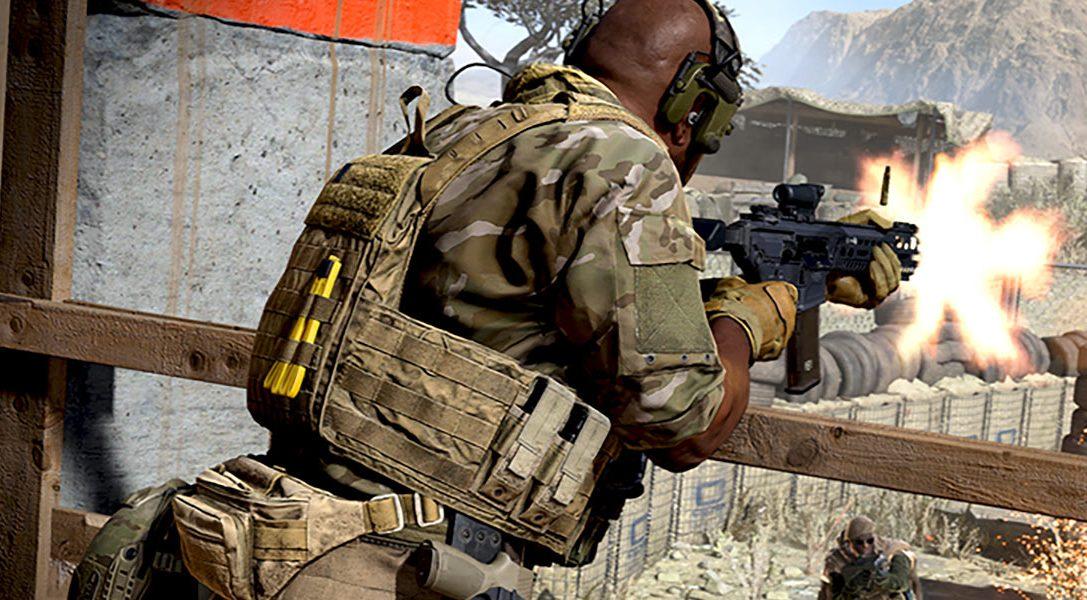 Call of Duty: Modern Warfare 2v2 Modus-Alpha schlägt am 23. August auf PS4 auf