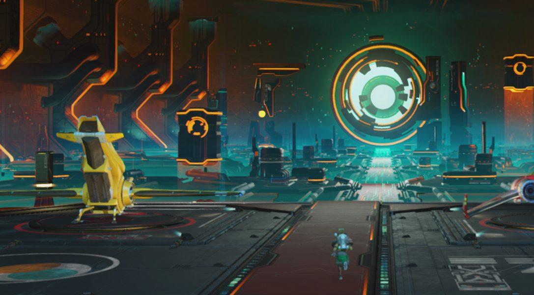 Veröffentlichungstrailer zu No Man's Sky Beyond gewährt einen Einblick auf die Nexus-Multiplayer-Hub