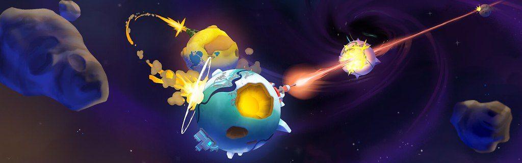 Wir erklären das kosmische Chaos von Worbital, das jetzt für PS4 erhältlich ist