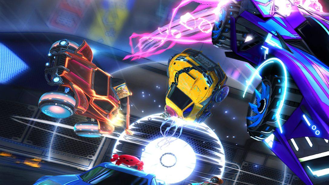 Rocket League-Blueprints-Update und Rocket Pass 5 erscheinen nächsten Monat