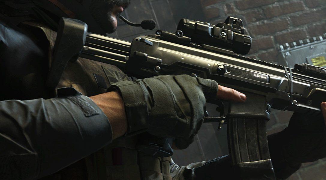 Der Klasseneditor von Modern Warfare: Perks & Spezialistenbonus