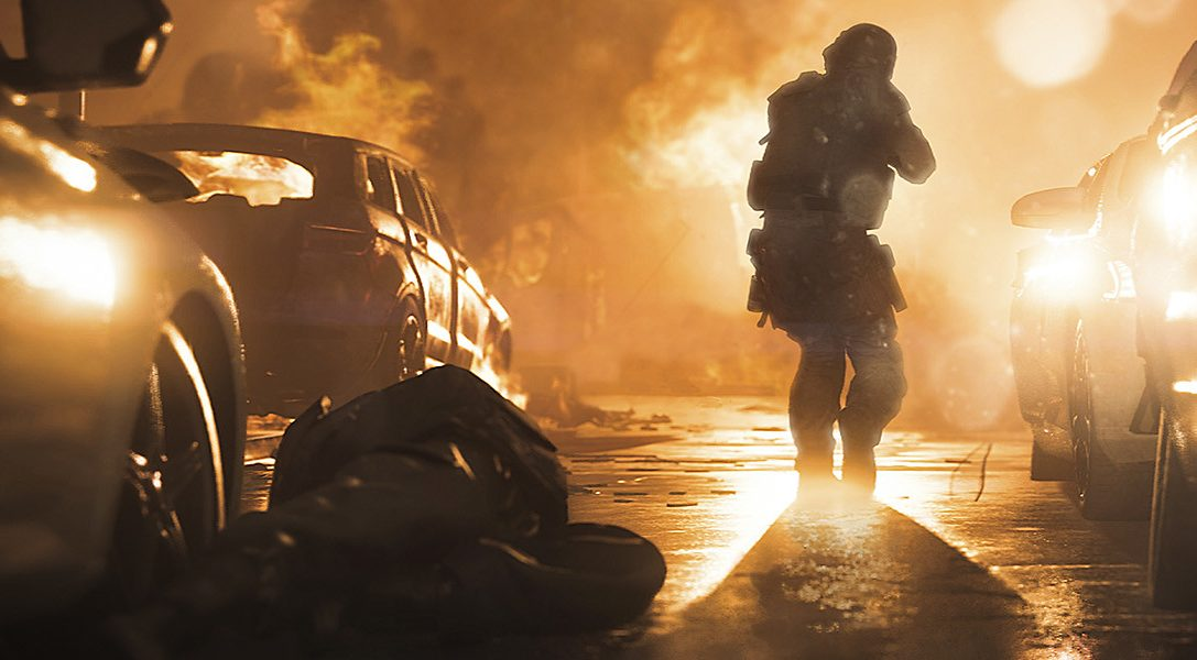 Call of Duty Modern Warfare: Let's get this Party started