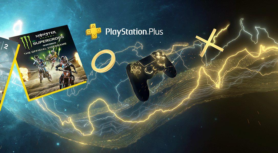 Titanfall 2 und Monster Energy Supercross sind eure PS Plus-Spiele für Dezember