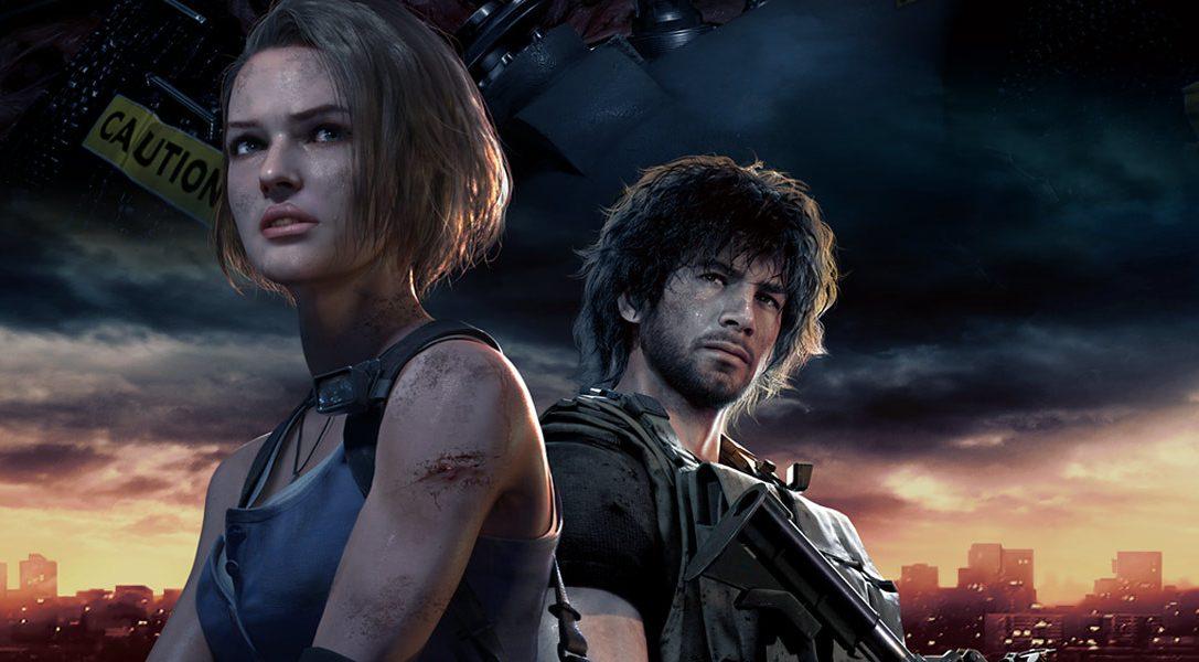 Resident Evil 3 entführt euch ab 3. April 2020 zurück nach Raccoon City