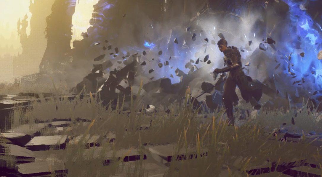 Enthüllung des neuen Trailers zu Babylon's Fall, dem brandneuen Spiel von Square Enix und PlatinumGames