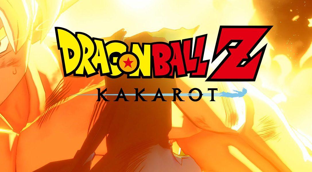 Erlebe mit Dragon Ball Z: Kakarot einen Klassiker der Anime-Geschichte