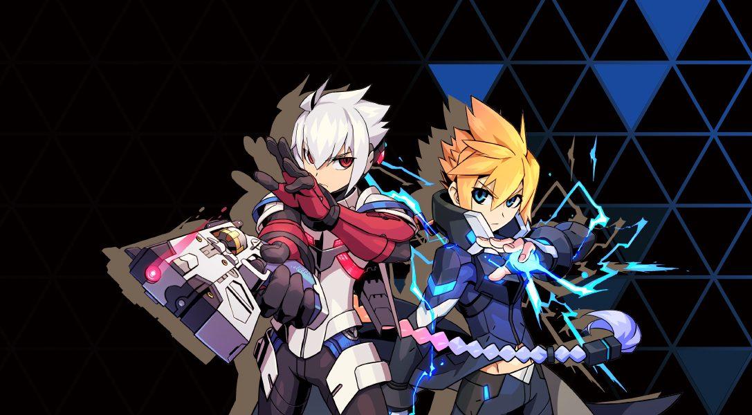 Azure Striker Gunvolt: Striker Pack erscheint am 23. April auf PS4