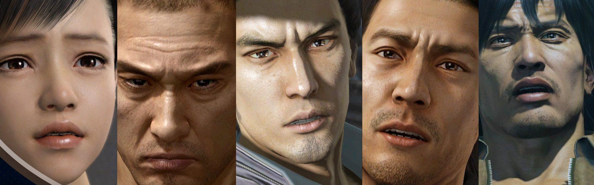 Die Yakuza Remastered Collection ist ab heute erhältlich