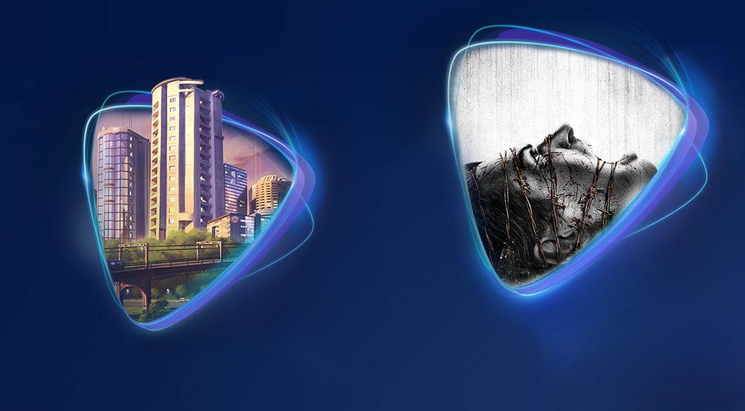 The Evil Within, LEGO Worlds und Cities: Skylines sind ab Februar bei PS Now verfügbar
