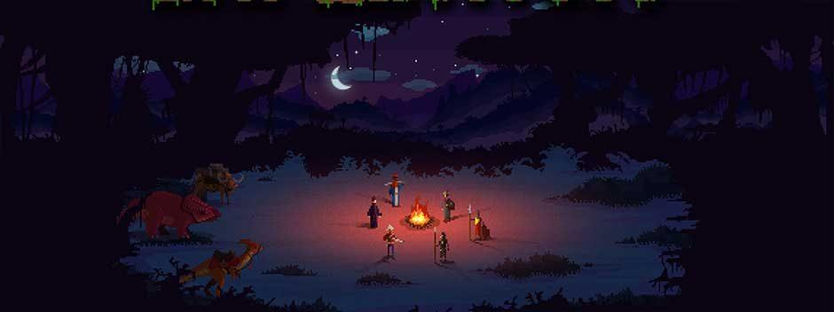 Das Roguelike-Simulationsspiel mit Setting im 19. Jahrhundert Curious Expedition erscheint diesen Monat auf PS4