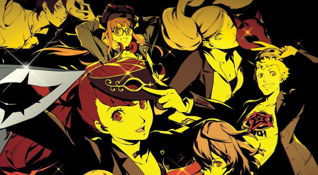 Persona 5 Royal: Hilfreiche Tipps und neue Wallpaper - Der ...