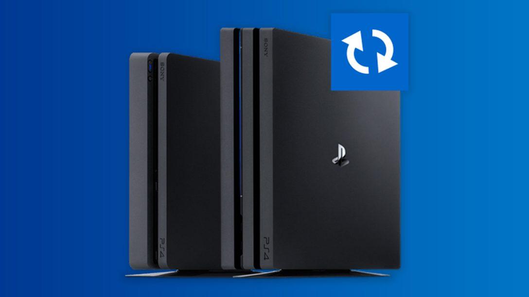 So installiert ihr manuell die PS4-Systemsoftware