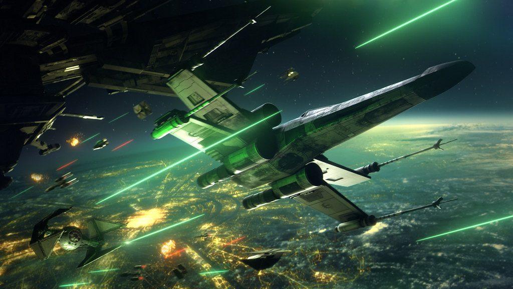 Aufruf an alle Piloten für STAR WARS™: Squadrons – ab 2. Oktober für PlayStation®4 erhältlich