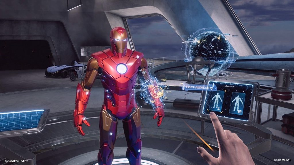 "50035909292 cd4f85b425 h1 - Marvel's Iron Man VR –""Herumtüfteln wie Tony Stark"""