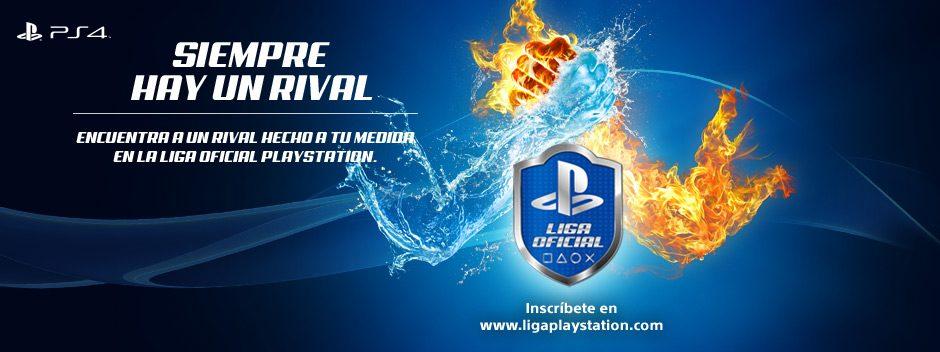 Llega la Liga Oficial PlayStation