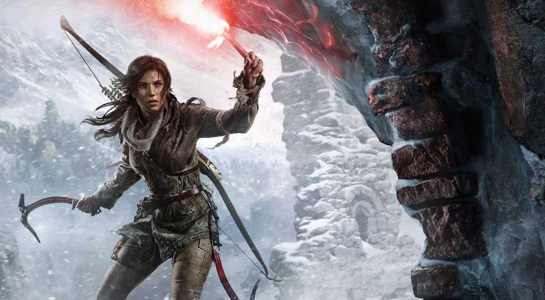 Rise of the Tomb Raider llegará a PS4 con una nueva misión para PS VR