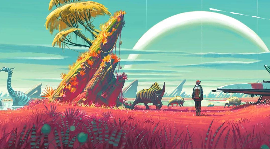 Un resumen imprescindible de tu guía para explorar la galaxia de No Man's Sky