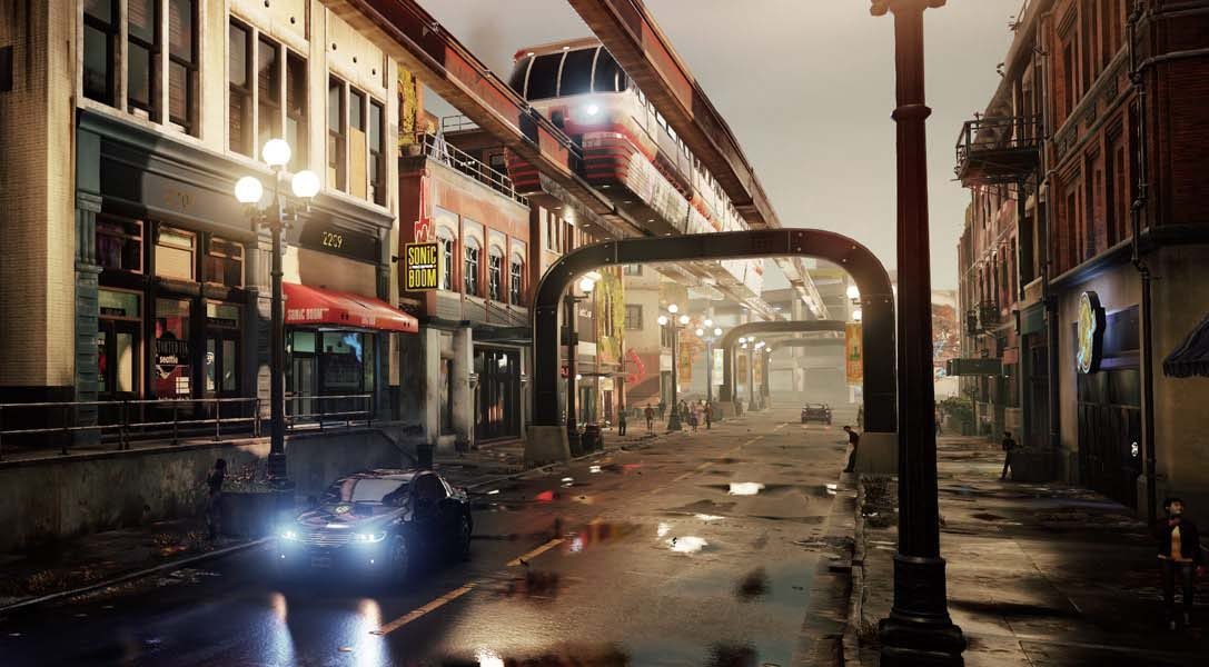 Detalles de las fantásticas mejoras para PS4 Pro de InFAMOUS: First Light y Second Son