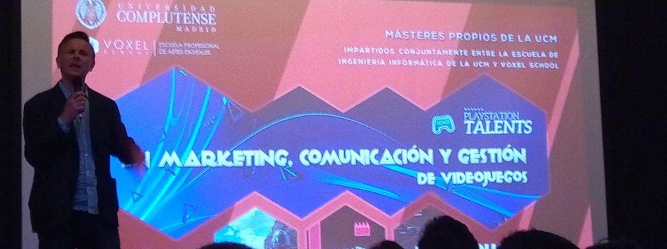Presentada la segunda edición del Máster PlayStation Talents en Marketing, Comunicación y Gestión de Videojuegos
