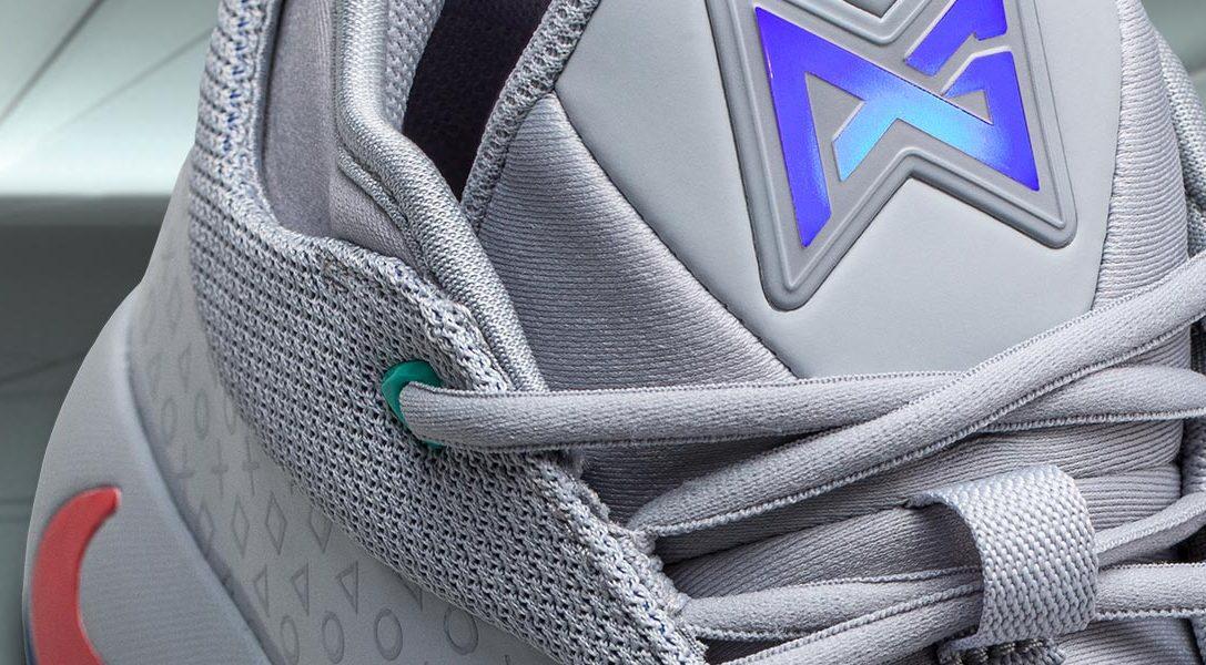 PlayStation + Paul George: Presentamos las nuevas zapatillas PG 2.5 x PlayStation Colorway de Nike