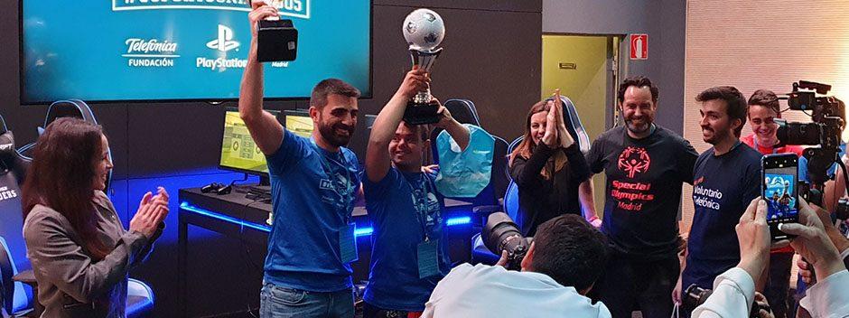 La final de la I Liga de eSports Unificados repartió premios y emoción por igual