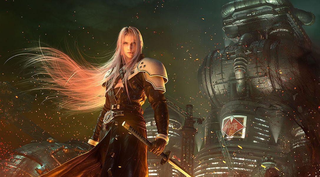 Final Fantasy VII Remake llegará a PS4 el 3 de marzo de 2020