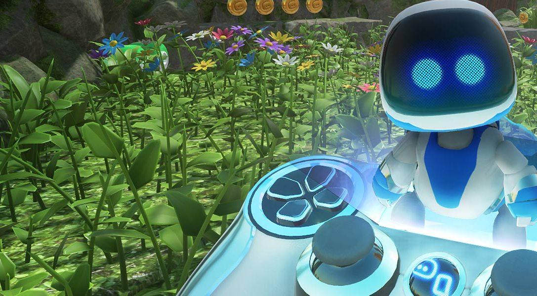 La historia del modo multijugador perdido de Astro Bot Rescue Mission
