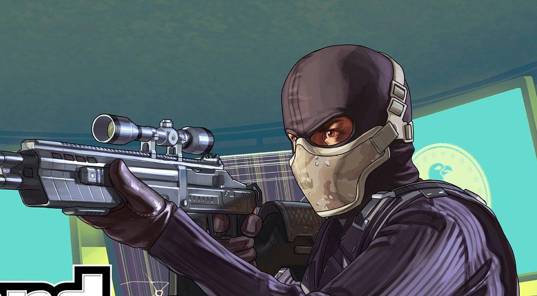 Grand Theft Auto V ha sido el juego más descargado de PlayStation Store de agosto