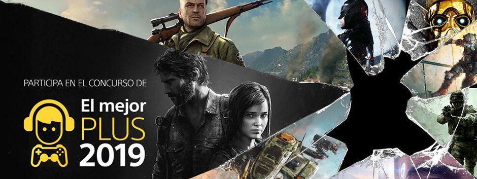 Buscamos al Mejor Gamer de #PSPlus 2019. ¿Eres tú?