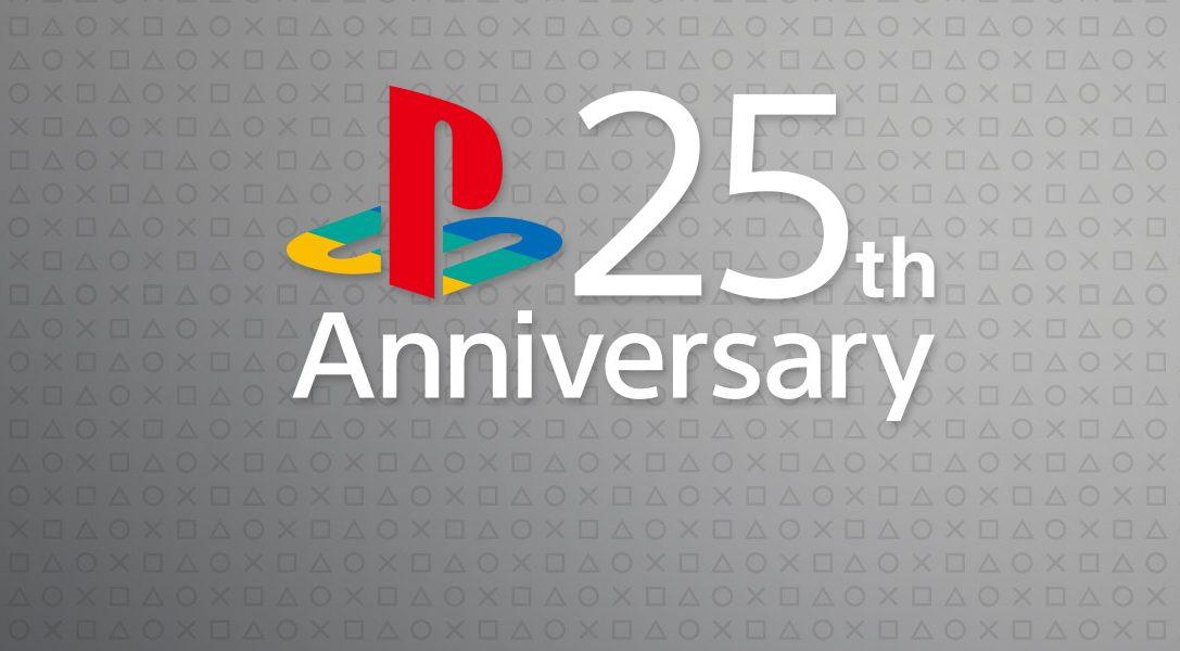 Celebramos 25 años de juegos