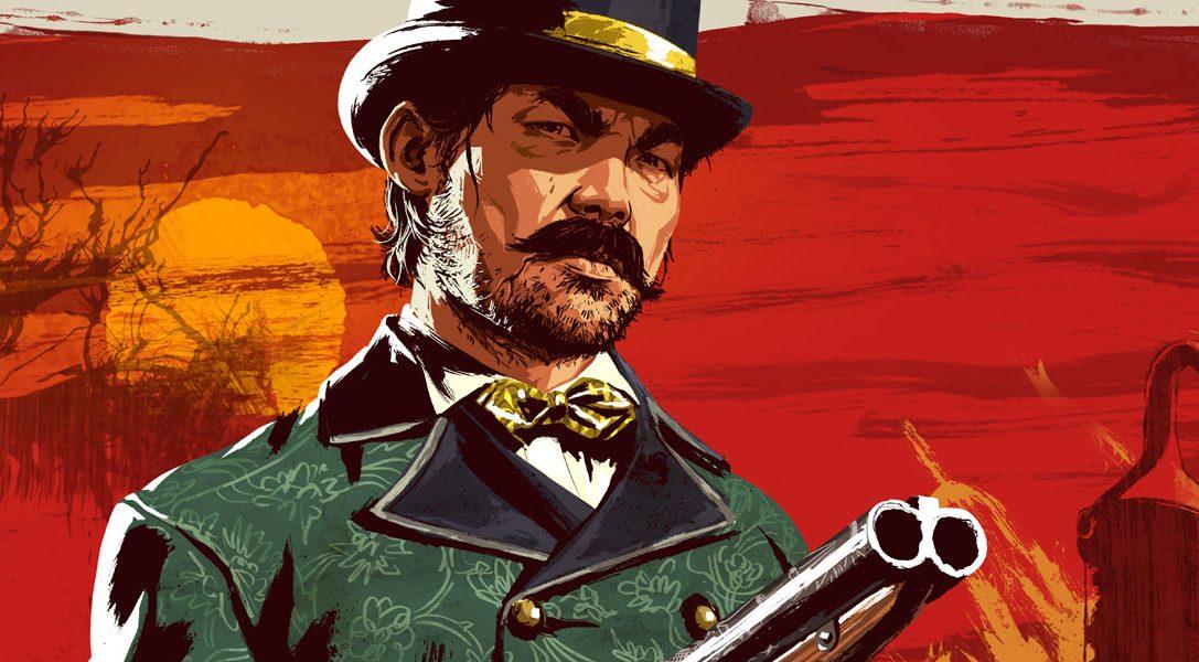 Nuevas prendas, gestos y muchas cosas más ya disponibles en Red Dead Online con acceso anticipado para PS4