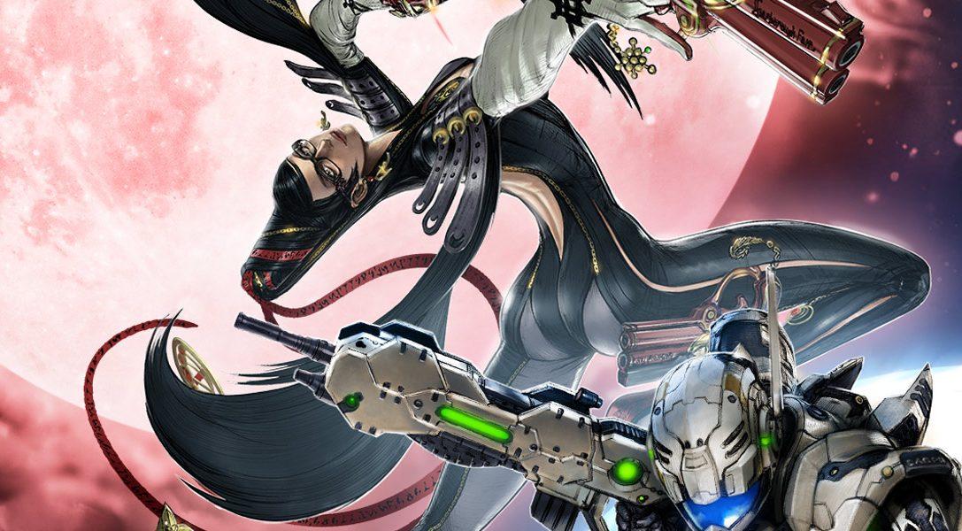 Bayonetta & Vanquish 10th Anniversary Bundle saldrá para PS4 el 18 de febrero de 2020